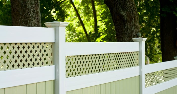 green-and-white-vinyl-pvc-fence-panels