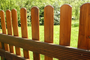 Wood Fence Knoxville Fence Company