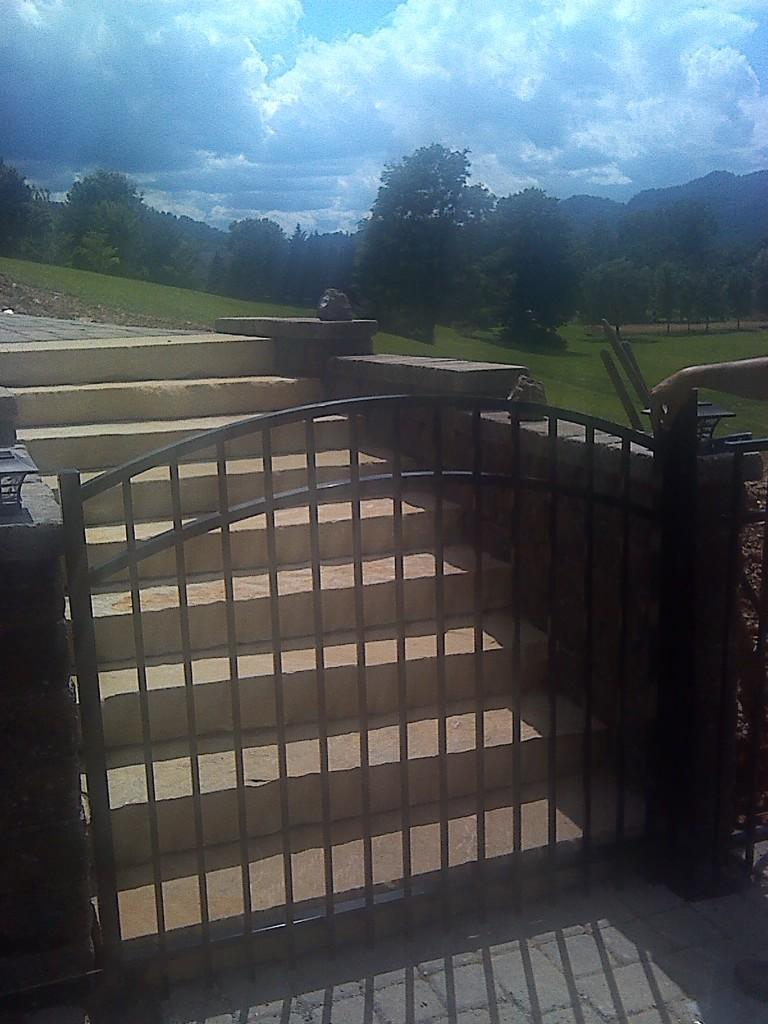 Aluminum Fence Knoxville TN