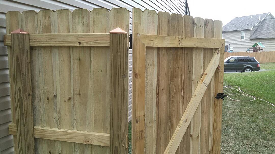 Fence Gate Knoxville