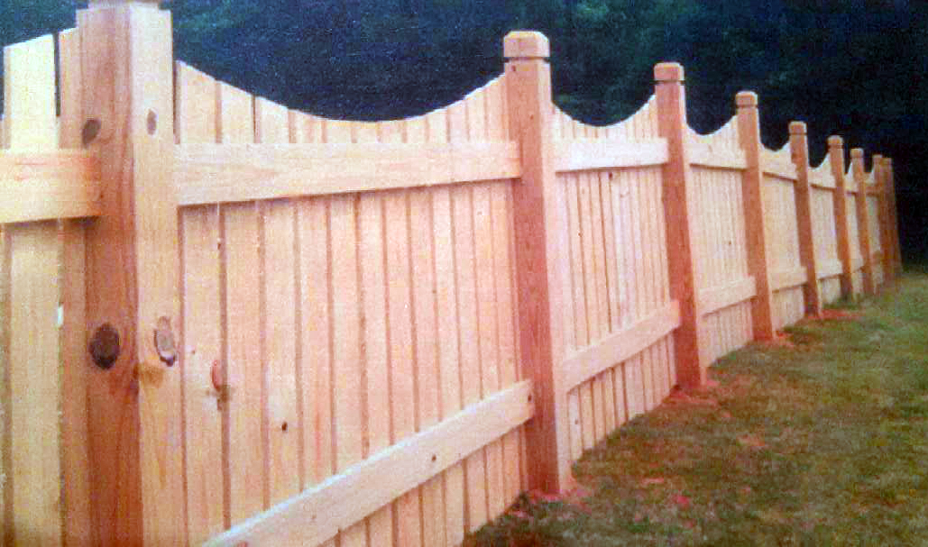 Wood Fence Contractor