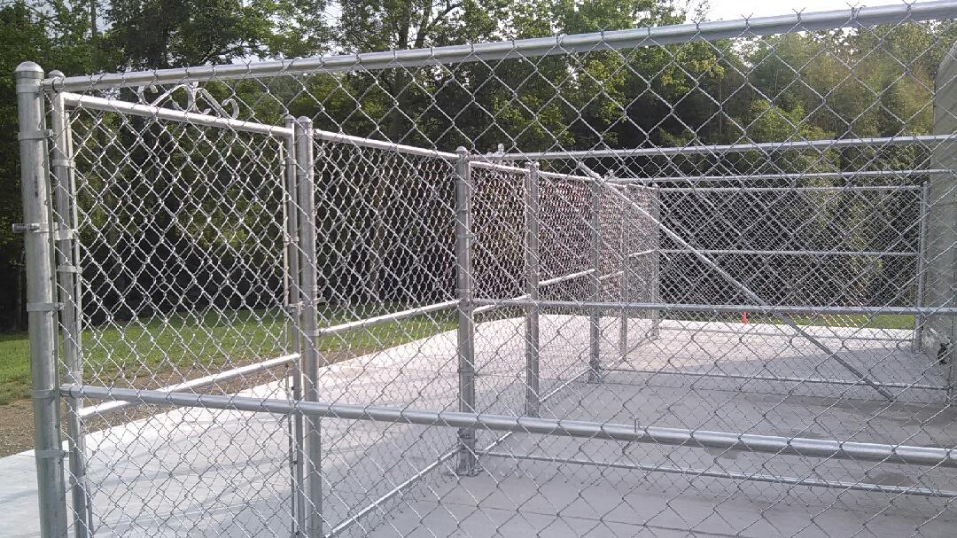 Chain Link Fence Knoxville