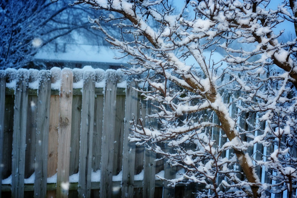 How To Prepare Your Fence For Winter Lucky Fencing