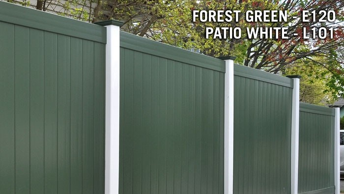 Lucky Fence Vinyl Fences Knoxville Vinyl Fencing Tn