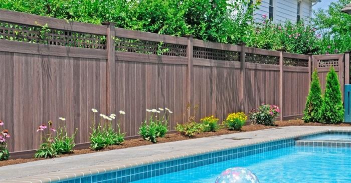 Lucky Fence   Vinyl Fences Knoxville   Vinyl Fencing TN